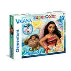 Puzzle 60 pièces Vaiana Maui et Pua