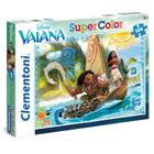 Puzzle 104 pièces Vaiana et Maui