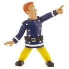 coffret 10 figurines sam le pompier smoby king jouet figurines et cartes collectionner. Black Bedroom Furniture Sets. Home Design Ideas