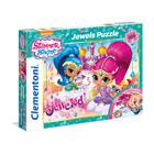 Puzzle 104 pièces Shimmer et Shine Jewels
