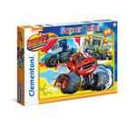 Puzzle 60 pièces Blaze et les Monster Machines