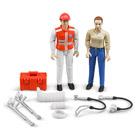 Set ambulancier avec figurines et accessoires