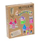 Kit créatif rouleaux de papier toilette
