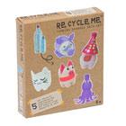 Re Cycle Me Medium - Bouteilles plastique fille