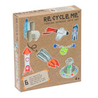Re Cycle Me Medium - La découverte spatiale