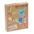 Re Cycle Me - Rouleaux de papier toilette garçon