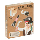 Re Cycle Me Large - Costume de pirate