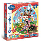Puzzle Horloge Mickey Mouse 96 pièces