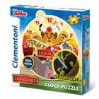 Puzzle horloge La Garde du Roi Lion 96 pièces