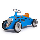 Porteur Rider bleu Peugeot