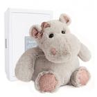 Doudou hippo girl 25 cm