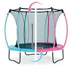 Trampoline Colours housse réversible 244 cm