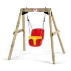 Portique bois pour bébé