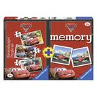 Puzzles et mémory Cars