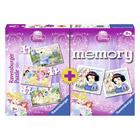 Puzzles et mémory Disney Princesses