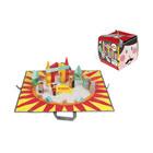 Kubix - 60 Cubes Cirque en bois