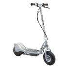 Patinette électrique scooter argent