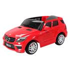 Voiture électrique Mercedes ML63 12V rouge
