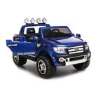 Voiture électrique Ford Ranger 12V bleue