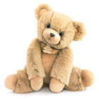 Softy - Peluche Ours miel 45 cm