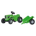 Tracteur à pédales Rolly Kiddy Futura