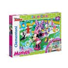 Minnie-Puzzle 60 pièces avec application