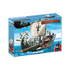 9244 - Dragons Drago et vaisseau d'attaque - Playmobil Dragons