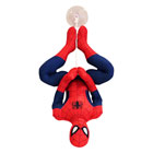Peluche Spiderman 25 cm suspendu