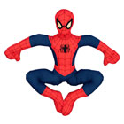 Peluche Spiderman à ventouse 25 cm