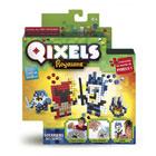 Qixels-Kit guerriers des glaces