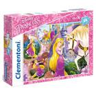 Disney Princesses-Maxi puzzle Raiponce 24 pièces