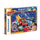 Puzzle 3D-Puzzle Blaze 104 pièces