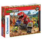 Dino Trux-Maxi puzzle 104 pièces