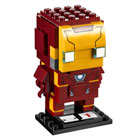 41590-Figurine BrickHeadz Iron Man