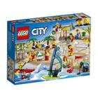 60153-Ensemble de figurines la plage