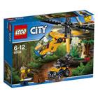 60158-L'hélicoptère cargo de la jungle