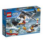 60166-L'hélicoptère de secours