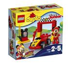 10843-La voiture de course de Mickey