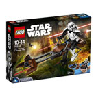 75532-Scout Trooper et Speeder Bike