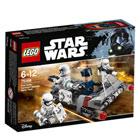 75166-Pack de combat le Speeder de transport du Premier Ordre Star Wars
