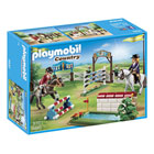 6930-Parcours d'obstacles Playmobil