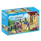 6934-Box avec pur-sang Arabe Playmobil