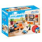 9267-Salon équipé Playmobil