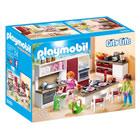 9269-Cuisine aménagée Playmobil