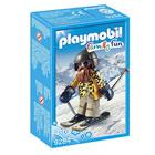 9284-Skieur avec snowblades