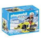 9285- Motoneige Playmobil