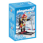 9287-Figurine biathlète Playmobil