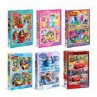Puzzles 2 x 60 pièces Disney