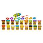 Play Doh-Pâte à modeler supercolor kit