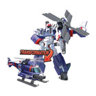 Robot transformable 2 en 1 Tobot Adventure Y